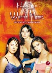 heksene fra warren mannor - sæson 2 - DVD