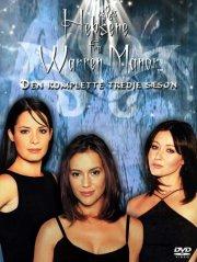 heksene fra warren manor - sæson 3  - DVD