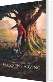 heksens arving - bog