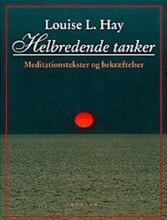 helbredende tanker - bog