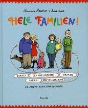 hele familien - bog