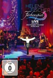 helene fischer - farbenspiel - live aus dem deutschen theater münchen - DVD