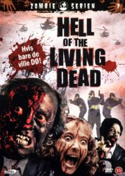 hell of the living dead - DVD
