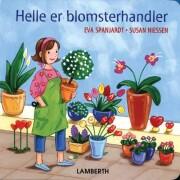 helle er blomsterhandler - bog