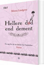 hellere død end dement - bog
