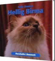 hellig birma - bog