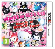 hello kitty and friends: rockin world tour - nintendo 3ds