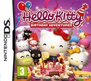 hello kitty birthday adventrues (bundle) - dk - nintendo ds