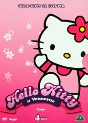 hello kitty og vennerne - eventyrserien - DVD