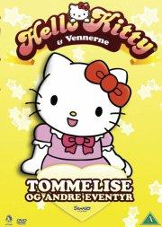 hello kitty og vennerne - vol. 4 tommelise og andre eventyr - DVD
