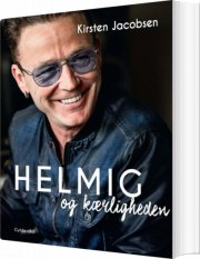 biografi - thomas helmig og kærligheden - bog