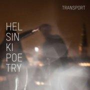 helsinki poetry - transport - Vinyl / LP