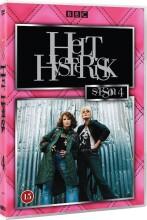 helt hysterisk - sæson 4 - DVD