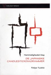 hemmeligheden bag de japanske candlestickdiagrammer - bog