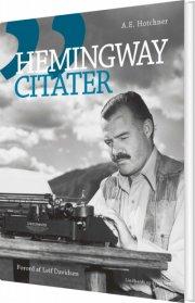 hemingway-citater - bog