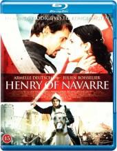 henry af navarre / henri 4 - Blu-Ray