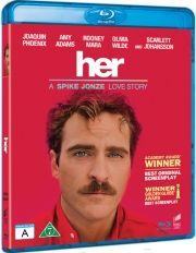her - Blu-Ray