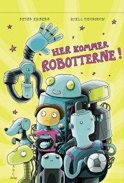 her kommer robotterne - bog