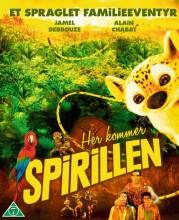 her kommer spirillen - et spraglet familieeventyr - Blu-Ray