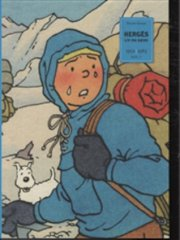 hergés liv og værk 3: 1950-1983 - Tegneserie