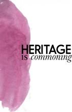 heritage is commoning - bog