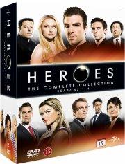 heroes complete series - DVD