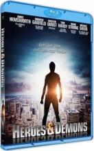 heroes and demons - Blu-Ray