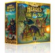 heroes of land, air & sea - brætspil - Brætspil