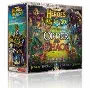 heroes of land, air & sea: order and chaos - brætspil - Brætspil
