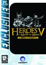 heroes of might and magic 5 - gold edition - PC
