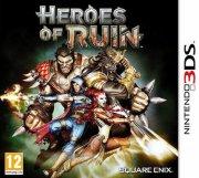 heroes of ruin (se/fi) - nintendo 3ds