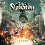 sabaton - heroes on tour - cd