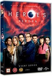 heroes reborn - sæson 1 - DVD
