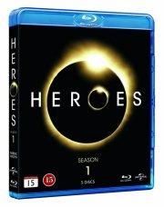 heroes - sæson 1 - Blu-Ray