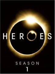 heroes - sæson 1 episode 12-20 - DVD