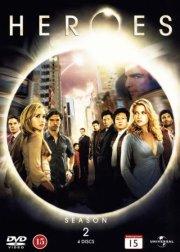 Image of   Heroes - Sæson 2 - DVD - Tv-serie