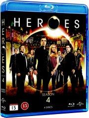 heroes - sæson 4 - Blu-Ray