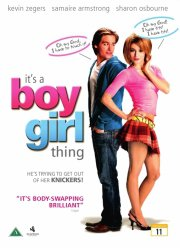 he's the girl / it's a boy girl thing - DVD