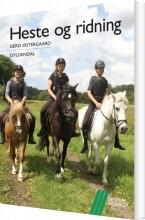 heste og ridning - bog