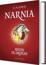 narnia 3 - hesten og drengen - bog