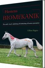 hestens biomekanik - bog