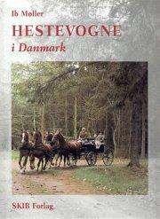 hestevogne i danmark - bog