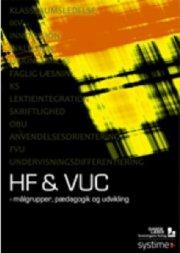 Image of   Hf & Vuc - Sophie Holm Strøm - Bog