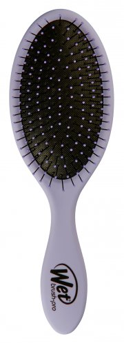 hh simonsen hårbørste - the wet brush - pastel lilla - Hårpleje