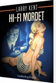 hi-fi mordet - bog