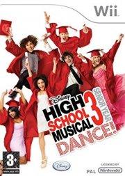 high school musical 3 - dk - wii