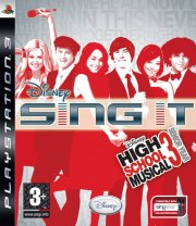 high school musical 3: sing it no microphone (solus) - PS3