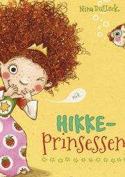 hikkeprinsessen - bog