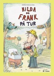 hilda og frank på tur - bog