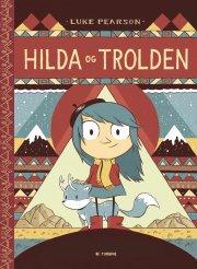 hilda og trolden - bog